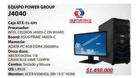 COMPUTADOR CELERON J4005I-C