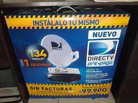 Se vende  antena  directv, poco uso.