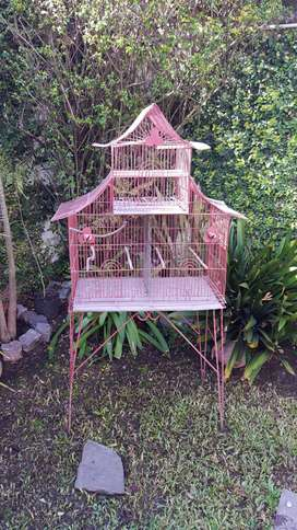 Jaulon para aves