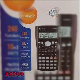 Calculadoras Científicas 240 funciones Karuida