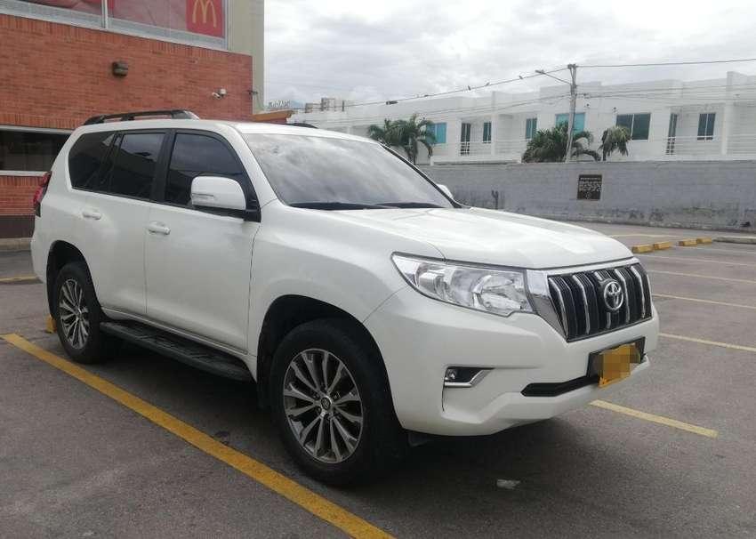 Toyota Prado Txl 2018 0