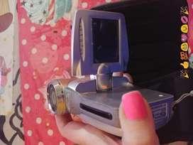 Video Camara Camcorder F3.5 MPGE4 NUEVA CON ESTUCHE  1100
