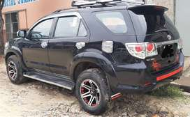 Toyota fortuner 4×4 año 2014 modelo 2015