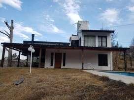 Alquilo casa para 8 personas en Villa Carlos Paz