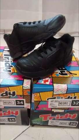 Zapatillas NUEVAS números 34.35.36.38 TRIDY
