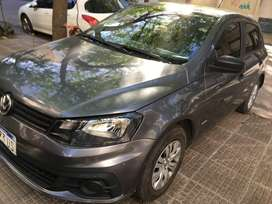 Vendo VW GOL TREND impecable