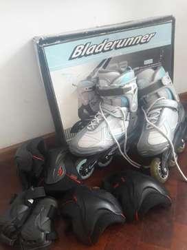 Rollers Bladerunner Pro78w T38