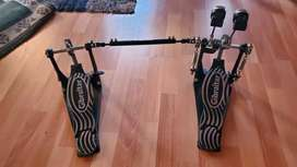 Twin pedal gibraltar
