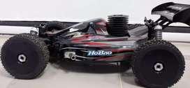 Buggy Nitro Hyper 7 Tq Sport Carro Control Remoto