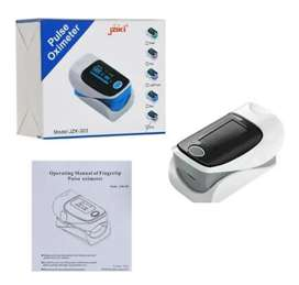 Oximetro De Pulso - Frecuencia Cardiaca - Pulsioximetro