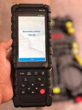 Scanner Pesados Launch Pilot Hd Full