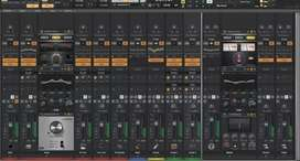 Edición de audio, mezclas, grabación de pistas y cuñas publicitarias