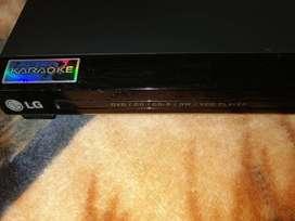 DVD LG modelo 387