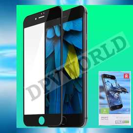 Mica Iphone 7 Plus Vidrio Templado Hd Cuerpo Completo Borde