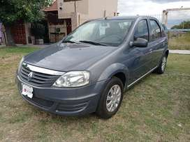 Oportunidad Renault Logan 1.6 full 2010