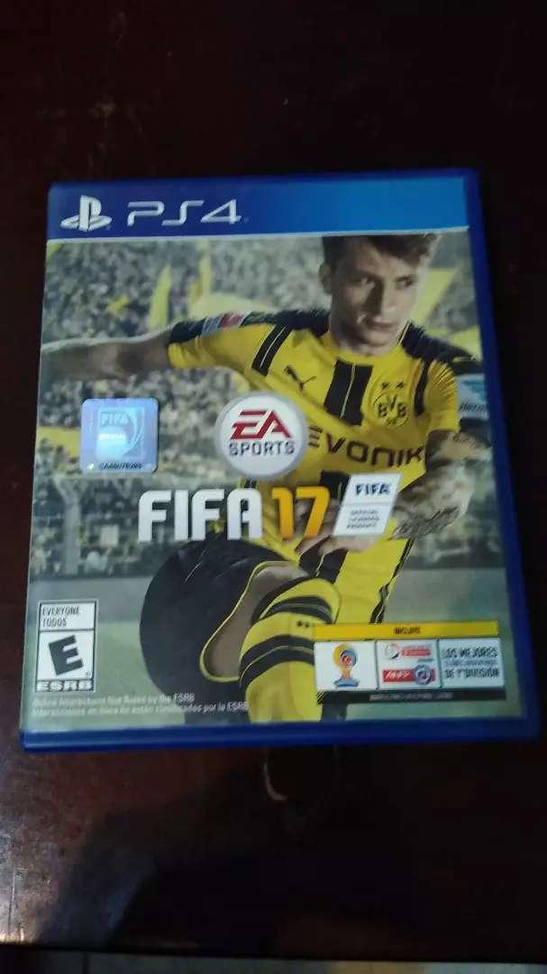 FIFA 17 para Ps4 0