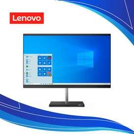 Todo En Uno Lenovo V50a-24IBM Core i7-10700T 8GB 1TB 23.8'' Win 10 Pro