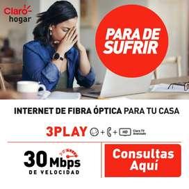 INTERNET ILIMITADO HFC fibra óptica