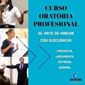 CURSO DE ORATORIA DE ALTO IMPACTO