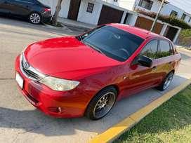 Subaru Impreza 2008 / 2009 Sedan Automático 1.5 Dual GLP a 7900 Dólares