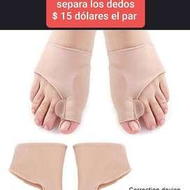 separa dedos tipo media