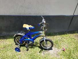 Vendo bici de niño