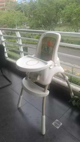 Silla Mesa Bebé Fisher Price