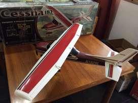 Avion Electrico Cessna 182 Skylane Radio Tactic 2.4ghz