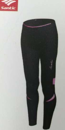 Pantalon de Ciclismo con Badana Santic