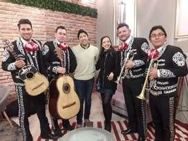 Mariachis en Quito show estamos trabajando el mejor