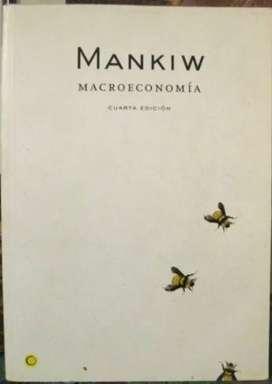 Macroeconomía - Mankiw - Cuarta Edición - Economía