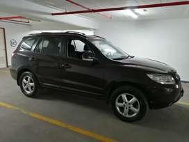 Hyundai Santa Fe 4x4 CRDI