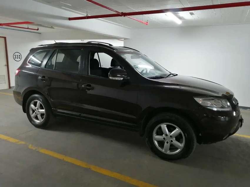 Hyundai Santa Fe 4x4 CRDI 0