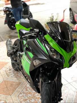 A la venta Kawasaki Ninja 300r