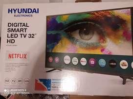 """TV Hyundai 32"""" SMART - HD"""
