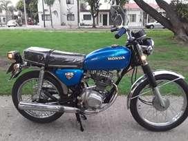 Vendo/Permuto/Leer. Honda CB 125cc modelo 1981