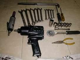 Pistola de impacto ampro mototur