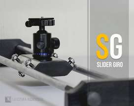 Slider para grabación de video