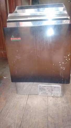 Vendo Calefactor para Sauna Seco en muy buen estado, MARCA SAUNATEC