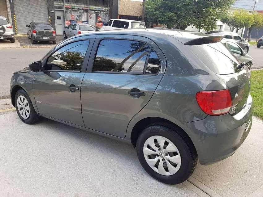 VENDO/ PERMUTO/ FINANCIO - Volkswagen Gol Trend Pack 1 Nafta 1.6- año