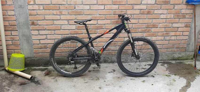 Bicicleta Gw talla M 0