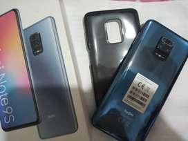 Vendo celular Xiaomi note 9S