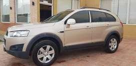 Chevrolet captiva 2.4 nafta full año 2013
