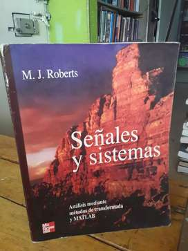 señales  y Sistemas de Robert editorial mcgraw-hill