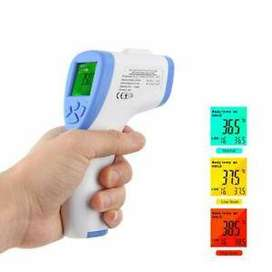 Termometro infrarrojo medico