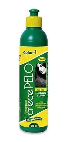 Shampoo Crece Pelo X250 Ml - mL a $48
