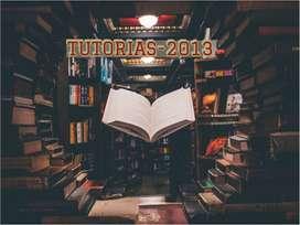 TUTORÍAS Y CLASES UNIVERSITARIAS PLAN SEPARE