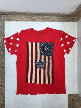 Camiseta Usa Hip Hop