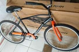 Bicicleta Playera Nueva Olimpia Rodado 26.!
