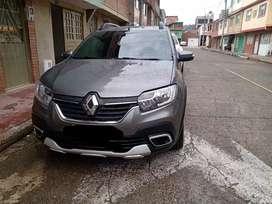 Vendo Renault Sandero stepway 2020 carro de salvamento
